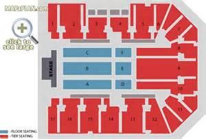 Nec Birmingham Floor Plan Birmingham Genting Arena Nec Lg Arena Detailed Seat