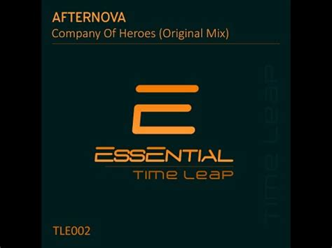 afternova company of heroes original mix youtube