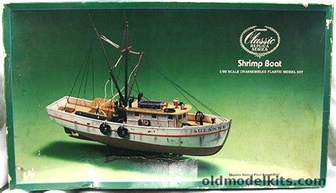 shrimp boat model kits lindberg 1 60 shrimp boat suzanne 7223