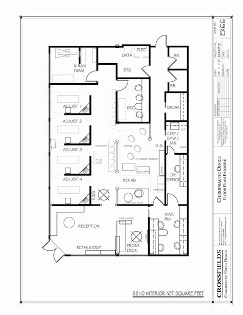 medical clinic floor plan design sle floor plan database federal house plans unique house
