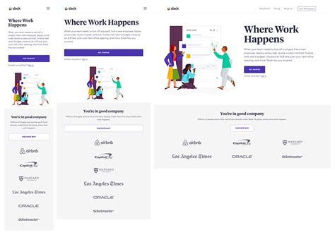 layout vision blog 11 powerful exles of responsive web design invision blog