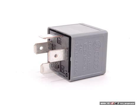 genuine porsche 95561501001 air suspension relay