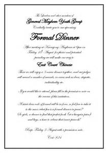 Formal Commercial Credit Program 25 Best Ideas About Formal Invitations On