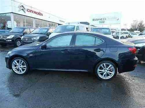 lexus sport 4 door lexus 2006 is 220d sport 4dr 4 door saloon car for sale