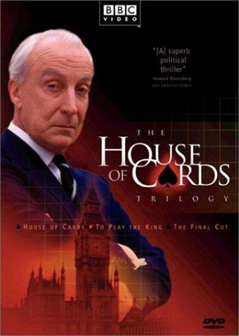 House Of Cards Uk by House Of Cards Tv Mini Series 1990 Imdb