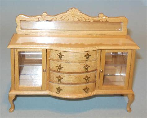 doll house furniture ebay bespaq oak buffet dollhouse furniture miniatures ebay