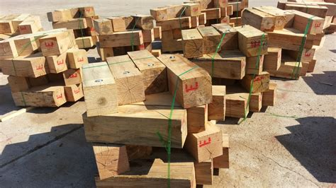 Cribbing Blocks by Industrial Wood Products