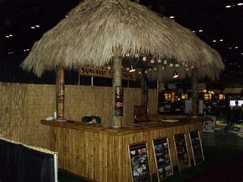 Tiki Bar Custom Built Tiki Huts And Tiki Bars