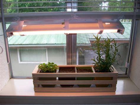 grow light indoor garden simple indoor herb garden with adjustable grow light