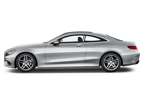 2015 mercedes s class 2 door coupe s550 4matic side