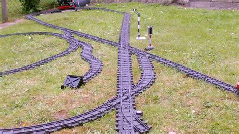 eisenbahn garten playmobil eisenbahn im garten