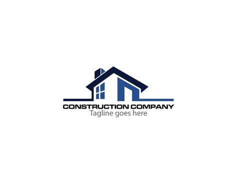 house construction company construction company logo logo