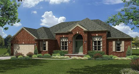 ranch house custom home floor plans the alexandria