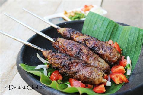 Makanan Enak Sate Kambing resep kambing mutton dentist chef