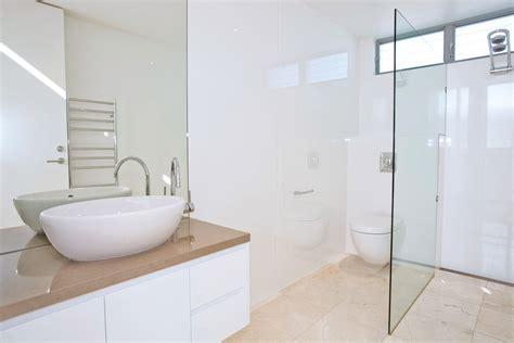 groutless bathroom groutless shower ideas