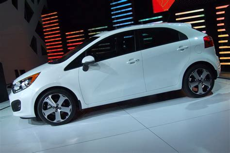 kia rio5 accessories car automotive parts 2011 nyias all new 2012 kia rio5