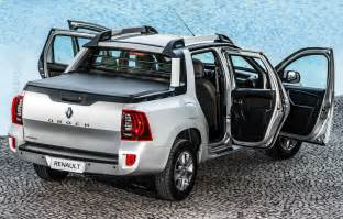 Renault Duster Contact Number Renault Duster Oroch Up Truck Launched In Brazil