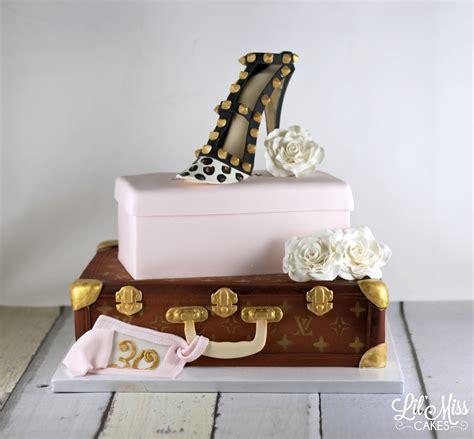 fashion birthday cake lil  cakes