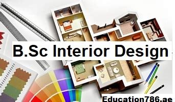 bachelor of science in interior design online education
