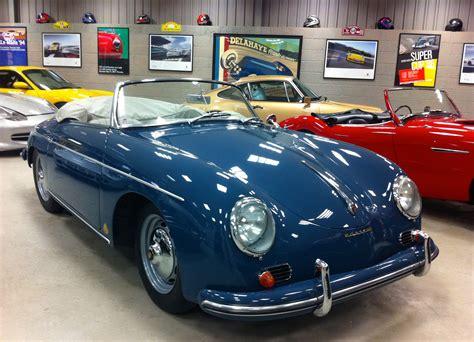 porsche speedster blue porsche 356 conv d border reiversborder reivers