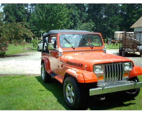 1975 Jeep Wrangler 1975 Jeep Wrangler Suv For Sale Sanford Fl