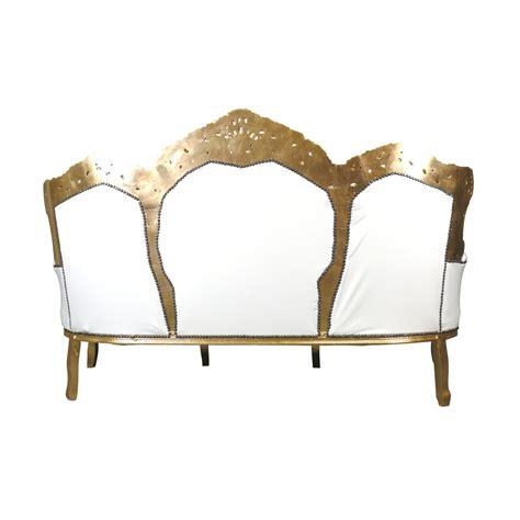 divani barocco divano barocco bianco e oro mobili barocchi