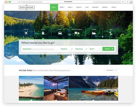 best themes html top 15 best travel html website templates 2016 edition