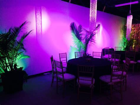 black light rental nj led uplighting rental nj sound and lighting for weddings
