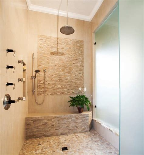 stones and statues wood lights can you really ask for more bathroom tile ideas the good way improve