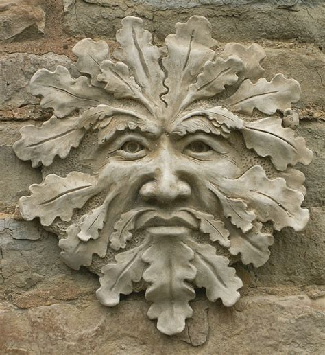 green man garden ornament blackwell garden ornaments