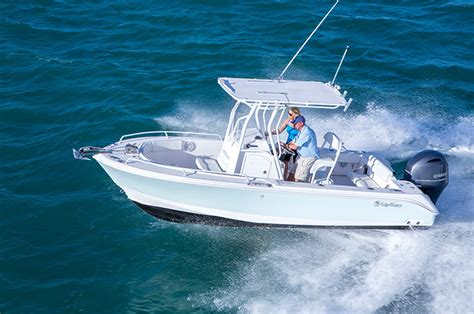 edge offshore boats 208cc center console fishing boat edgewater boats