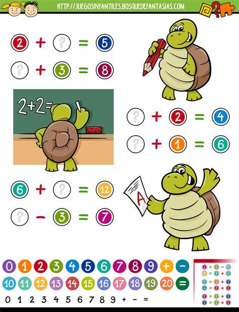imagenes matematicas para imprimir juegos de sumas para ni 209 os 174 aprende a sumar en primaria