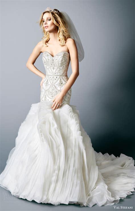 Stefani Dress val stefani fall 2016 wedding dresses with designers valerie chin