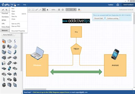giffy diagram gliffy diagrams is a featured diagramming app based
