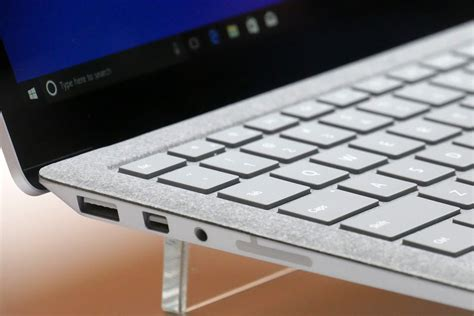 surface laptop 2 adapter microsoft designer explains why there is not a usb type c port in the surface