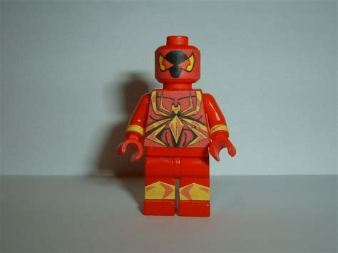 Lego Scarlet Spider Brick Minifigure the gallery for gt lego scarlet spider