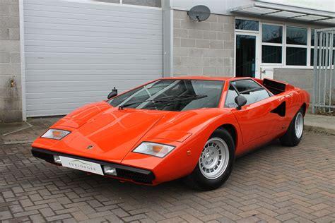 Lamborghini Countach 1975 Lamborghini Countach Lp400 Periscopo Classic