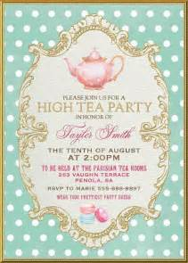 High Tea Invitation Template by 25 Best Ideas About High Tea Invitations On