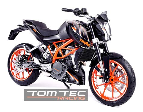 Ktm Duke 390 Tire Size Sticker Ktm Duke Rc 125 200 250 390 Sticker Verse