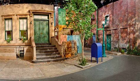Basement Blueprints by Where Is Sesame Street On The Set Of New York Com