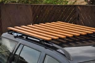 roof rack self made wooden rack mkiv mk4 golf amp bora