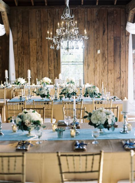 wedding inspiration modern country chic pretty happy - Country Chic Table