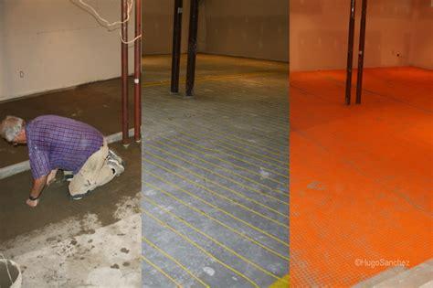 basement installation c 233 ramiques hugo inc
