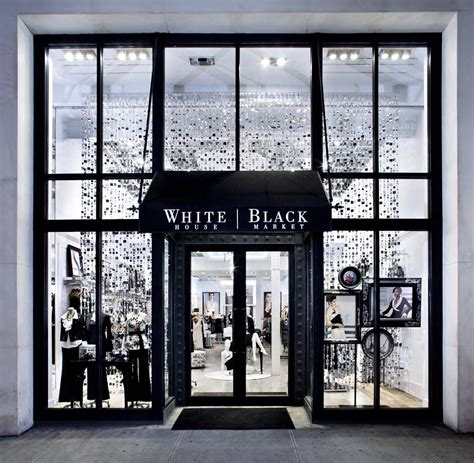 white house black market holiday image llc award winning visual merchandisers white house black market