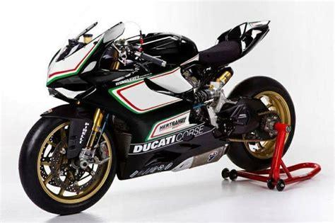Ducati Rennmotorrad by Ducati 1199 Factory Race Bike Marcketing Bikers