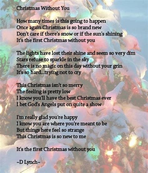 images of christmas without you wow christmas without you poems quotes pinterest