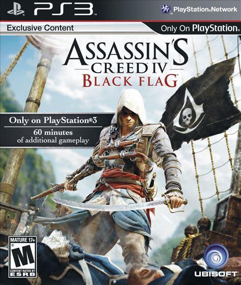 Assassins Creed Iv Black Flag Playstation 4 Ign | assassin s creed iv black flag games home