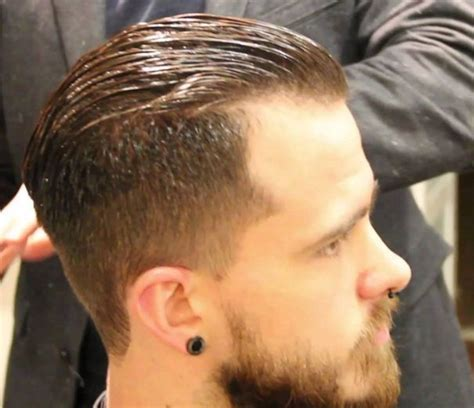 men half shave hair trends popular men s medium hairstyles and haircuts