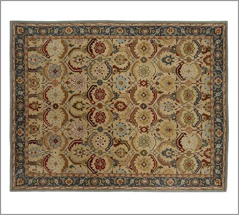 Sale Brand New Pottery Barn Eva Persian Style Woolen Area Pottery Barn Rugs