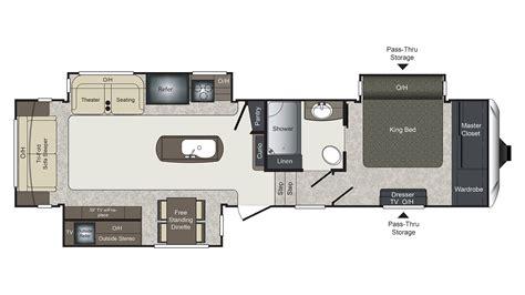 cedar creek rv floor plans 100 cedar creek fifth wheel floor plans new fifth